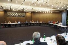 Mitgliederversammlung und Königwinterer Runde 2017 (Kamera Carl Tenschert)